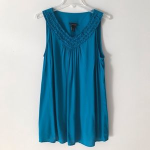Lane Bryant Sleeveless Blouse Plus Size